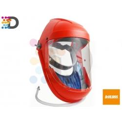 MPV 623  DeVilbiss, maska lakiernicza ochronna, maska dla lakiernika