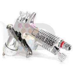 Pistolet lakierniczy - malarski ręczny kubkowy(grawitacyjny) GPi DeVILBISS
