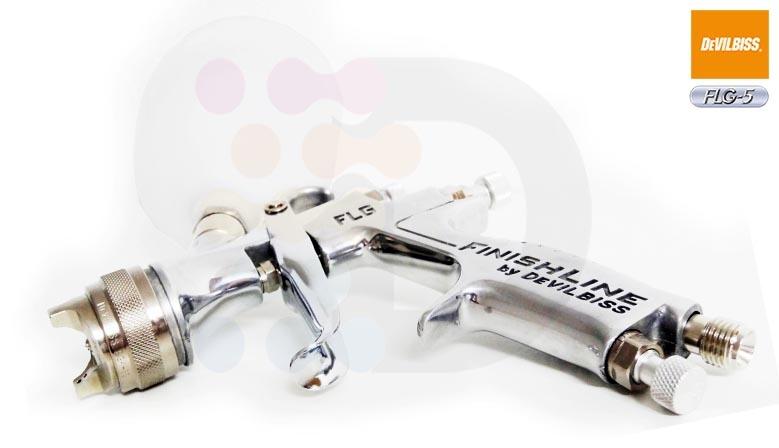 Pistolet lakierniczy - malarski FLG 5 DEVILBISS