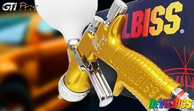 GTI PRO LITE - ręczny pistolet lakierniczy marki DEVILBISS