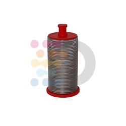 Filtr do pomp wysokociśnieniowych Binks WIWA HP 150 Mesh czerwony