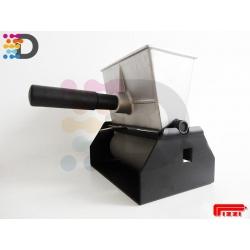 Ręczna nakładarka kleju 180 mm z wałkiem gumowym PIZZI OFFICINE